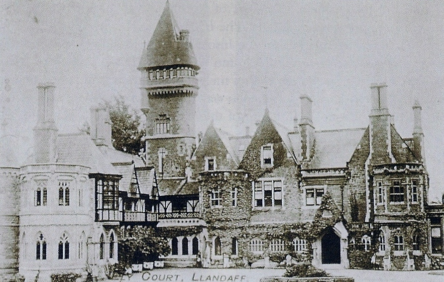 Insole Court 1904
