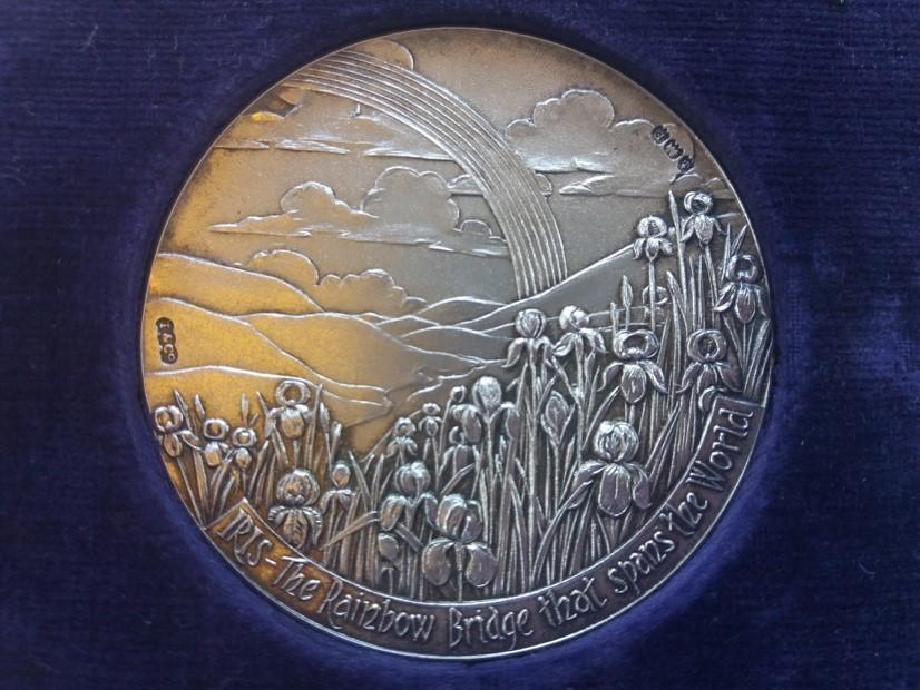 Iris Medal