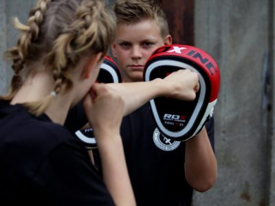 Self-Defence/Krav Maga – Youth