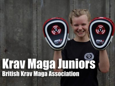 Youth Self-Defence/Krav Maga
