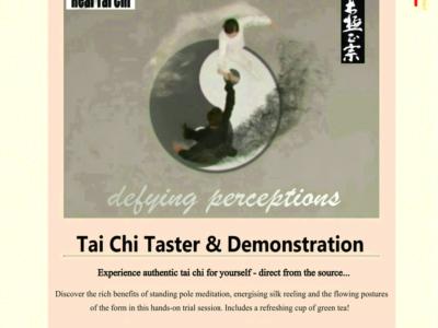 Chinese New Year Tai Chi Taster