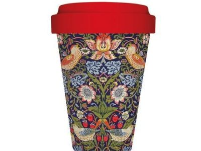 Reusable coffee cup use