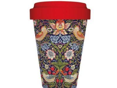 Reusable coffee cup use