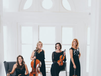 The Mavron Quartet Christmas Concert
