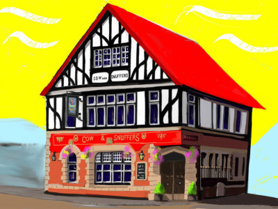Christopher Langley: Pubs of Cardiff