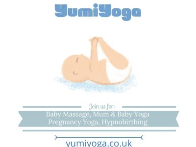 Baby Massage with Yumi Yoga