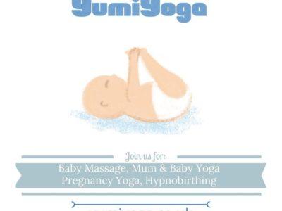 Baby Massage with Yumi Yoga