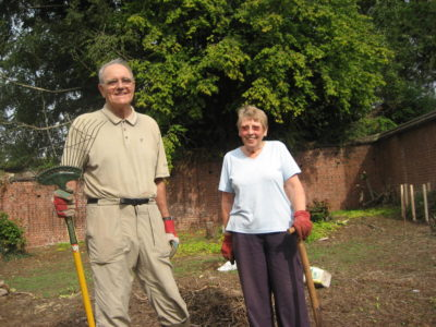 Creating the Community Garden