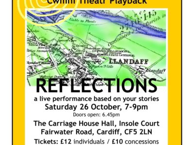 Reflections - a performance by The Golden Thread Playback Theatre Company