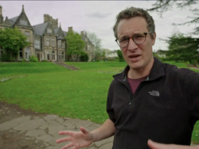 Insole Court featured on BBC One Wales' 'Hidden Cardiff'