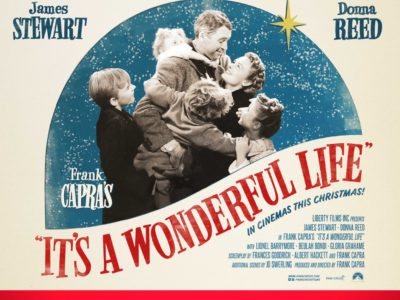 Christmas Movie Night: It's A Wonderful Life - SOLD OUT