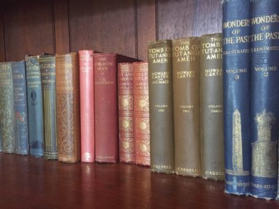 Insole Court Book Club – In Association with Offbeat Books