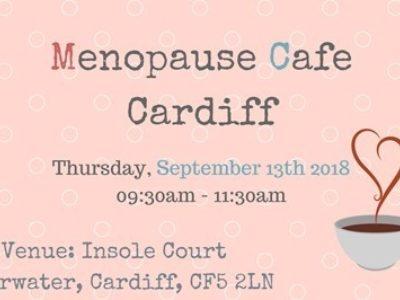 Menopause Café Cardiff