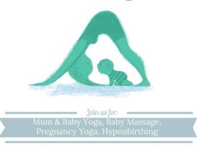 Mum and Baby  Yoga with Yumi Yoga
