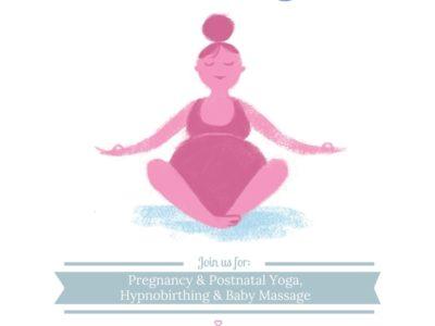 Pregnancy Yoga with Yumi Yoga