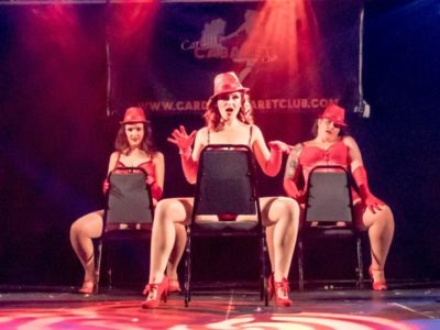 Cabaret Chair Dance for Adults