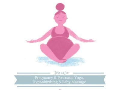 Pregnancy Yoga with Yumi Yoga