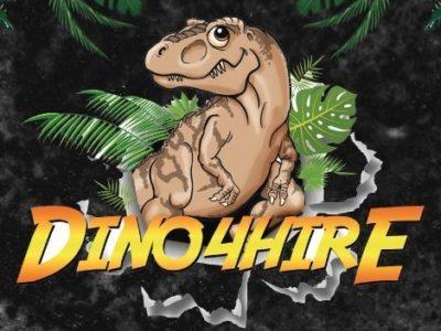 Dinosaur hunt around the manor