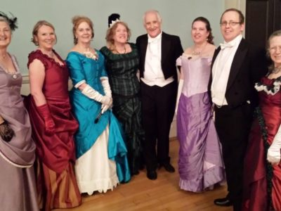 Dancing in the Drawing Room- A Victorian Dance Workshop