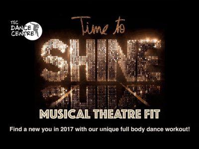 TSC Dance Centre - Musical Theatre Fit - Adult Dance Fitness Class