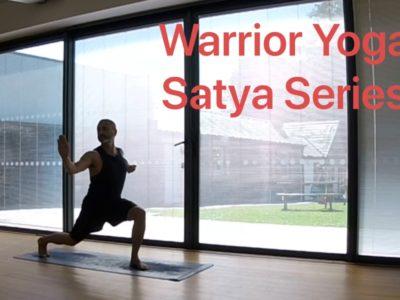 Warrior Yoga Satya Series