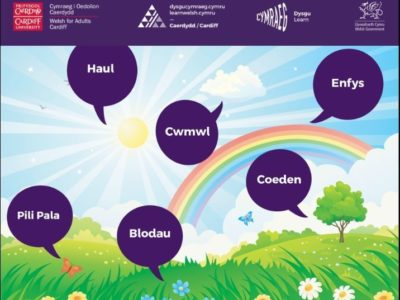 Welsh Taster Courses and Welsh for the Family with Cardiff University