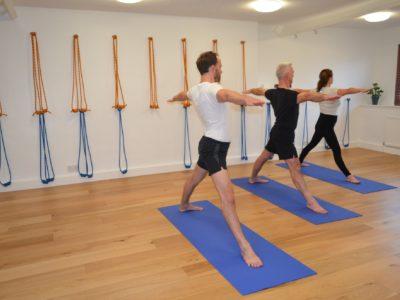 Iyengar Yoga Beginners Workshop with Jane Marsh