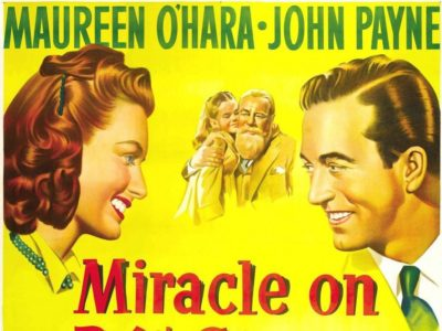 Pop Up Cinema: Miracle on 34th Street