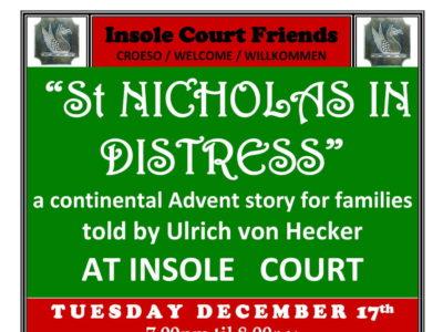 St Nicolas in Distress