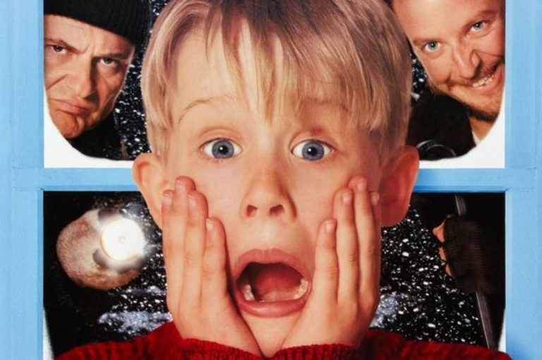 Promo image: SOLD OUT Pop- Up Cinema Home Alone