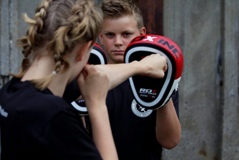 Promo image: Self-Defence/Krav Maga – Youth
