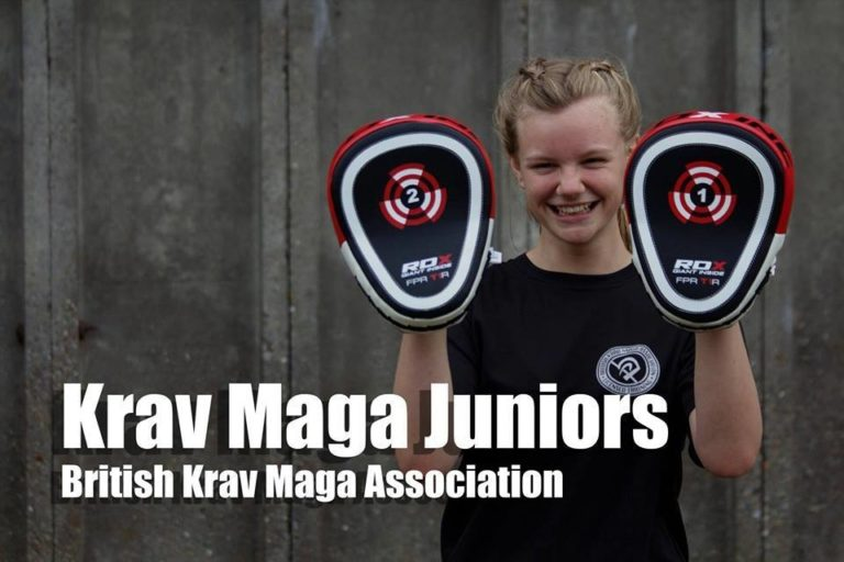 Promo image: Youth Self-Defence/Krav Maga