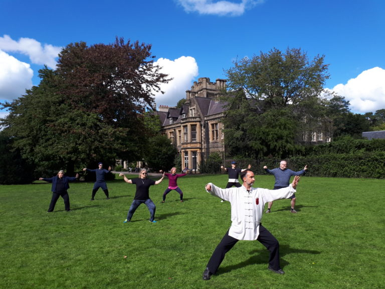 Promo image: Anyone for Tai Chi?