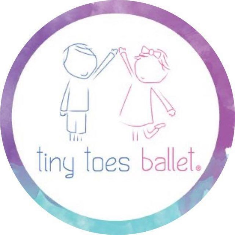 Promo image: Tiny Toes Ballet