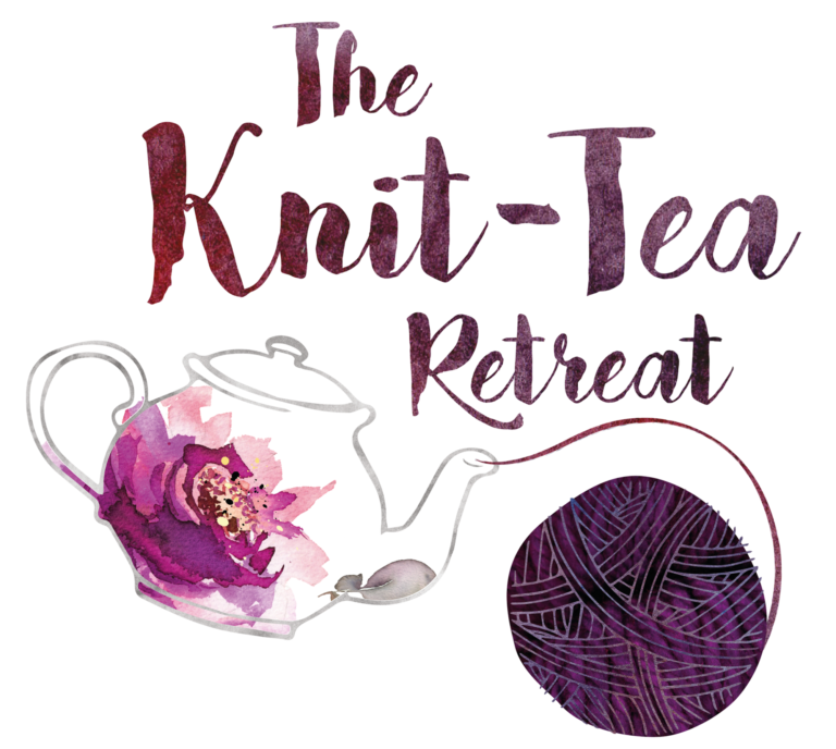 Promo image: The Knit-Tea Retreat