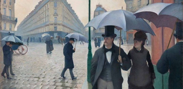 Promo image: Art History Day School; Parisians at Leisure: Manet, Morisot and the Impressionists