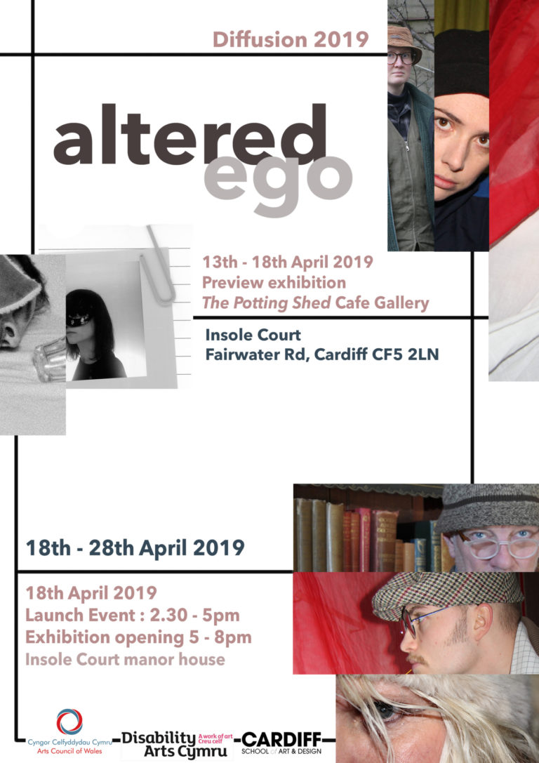 Promo image: Diffusion Festival 2019 - Altered Ego
