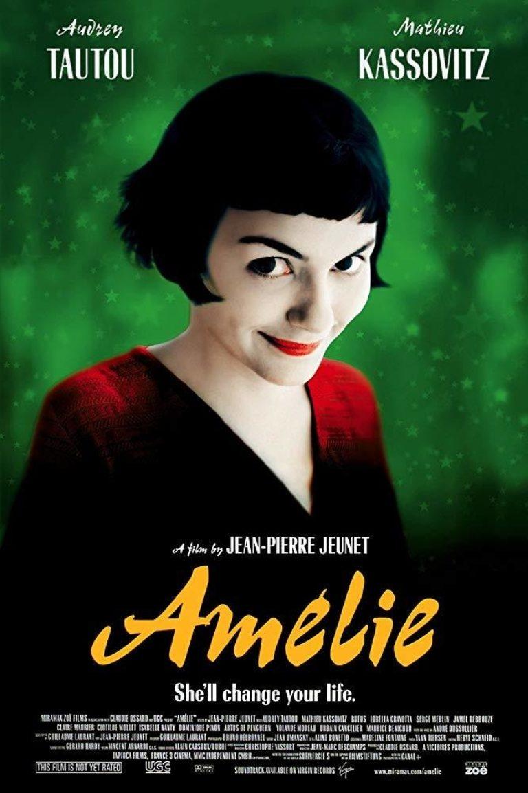 Promo image: Pop-Up Cinema: Amelie SOLD OUT