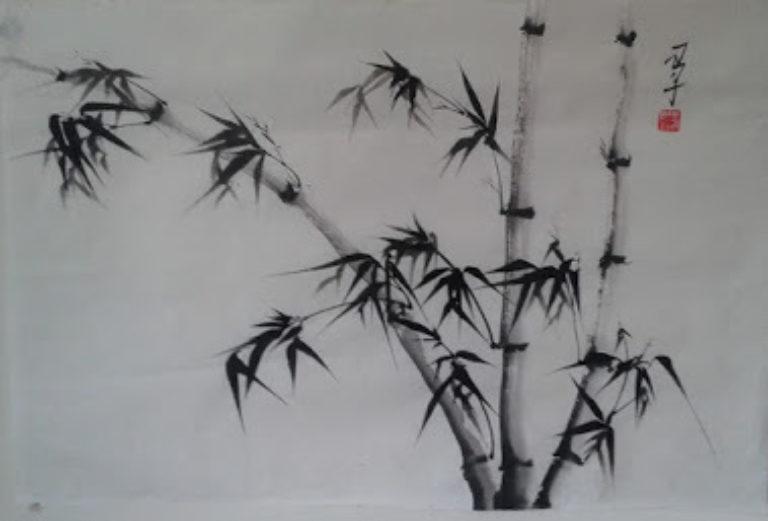 Promo image: Chinese Brush Painting