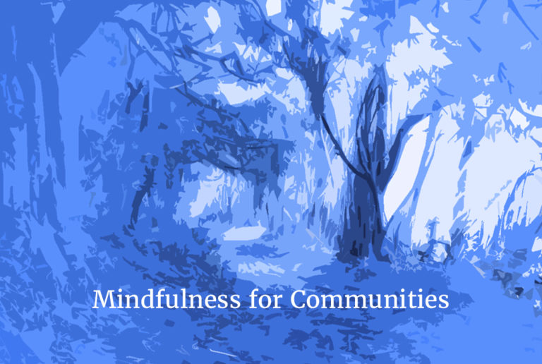 Promo image: Mindfulness-Based Cognitive Therapy for Life 8 - week Course by Mindfulness for Communities-Clare McRobbie