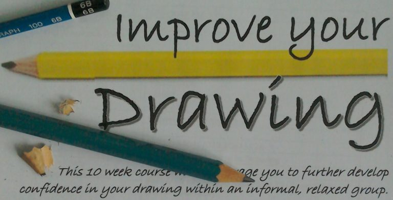 Promo image: Improve Your Drawing
