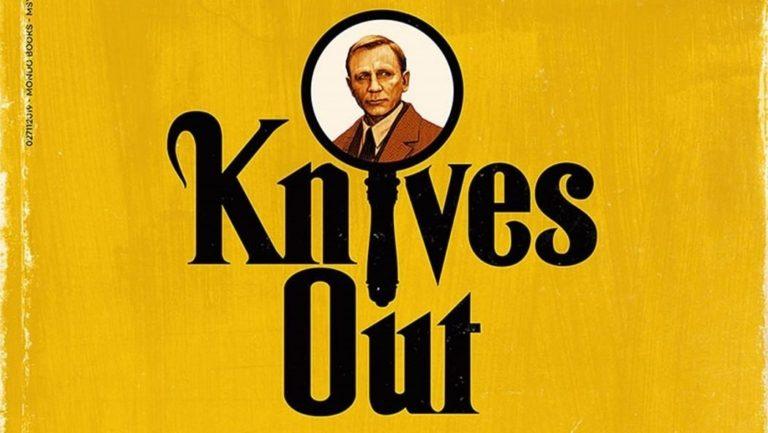 Promo image: POSTPONED: Pop Up Cinema- Knives Out