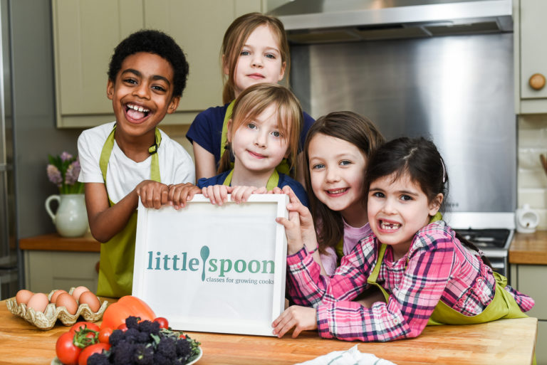 Promo image: Little Spoon Workshops