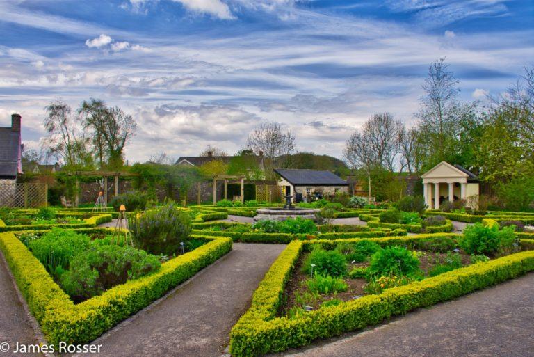 Promo image: Insole Talks - Development of the Cowbridge Physic Garden - Dan Clayton Jones