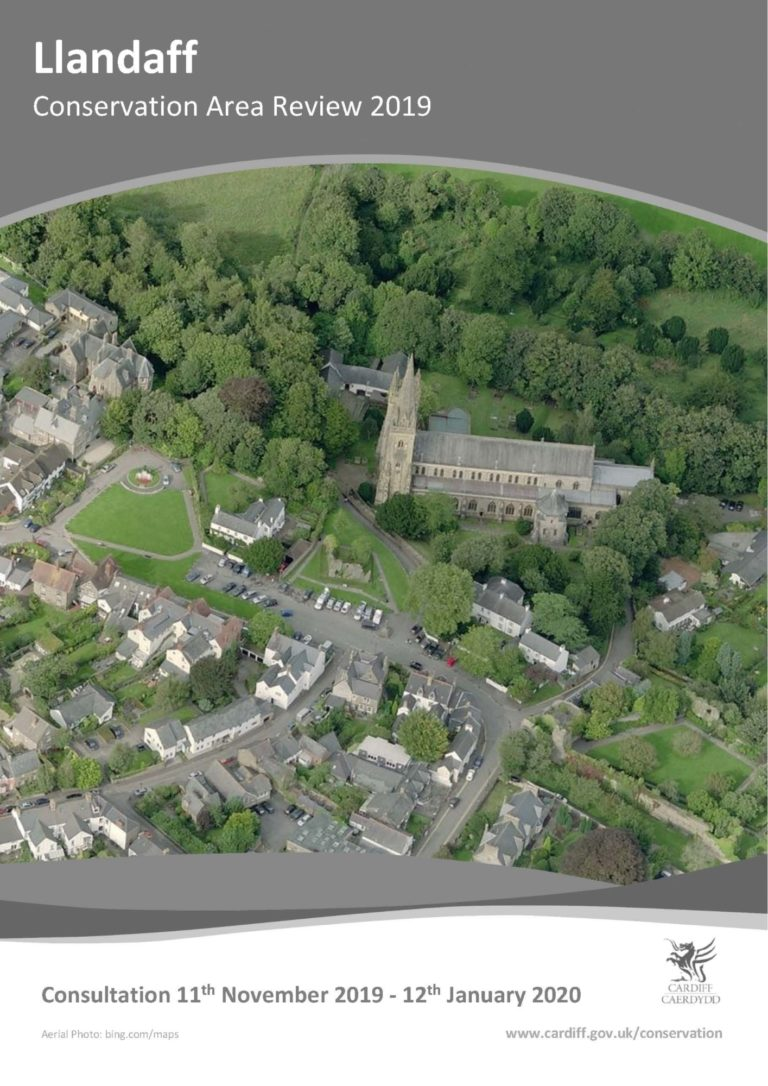 Promo image: Llandaff Conservation Area Appraisal and Boundary Review