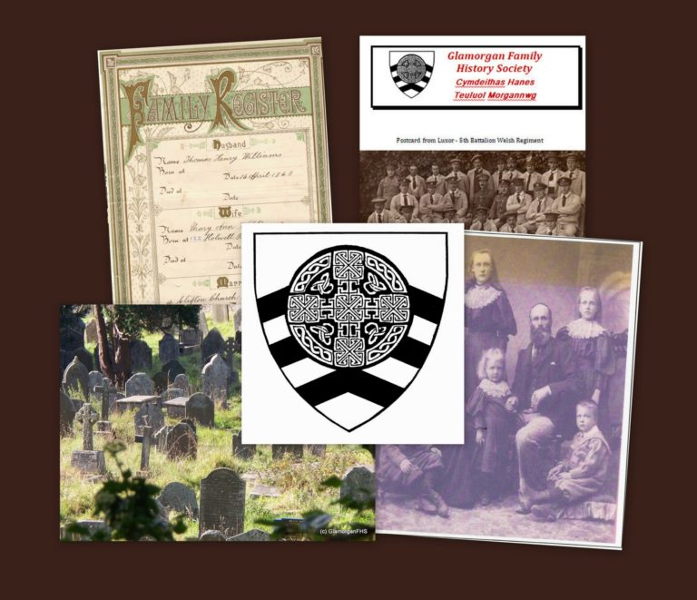 Promo image: Cwrs Hanes Teulu / Family History Course