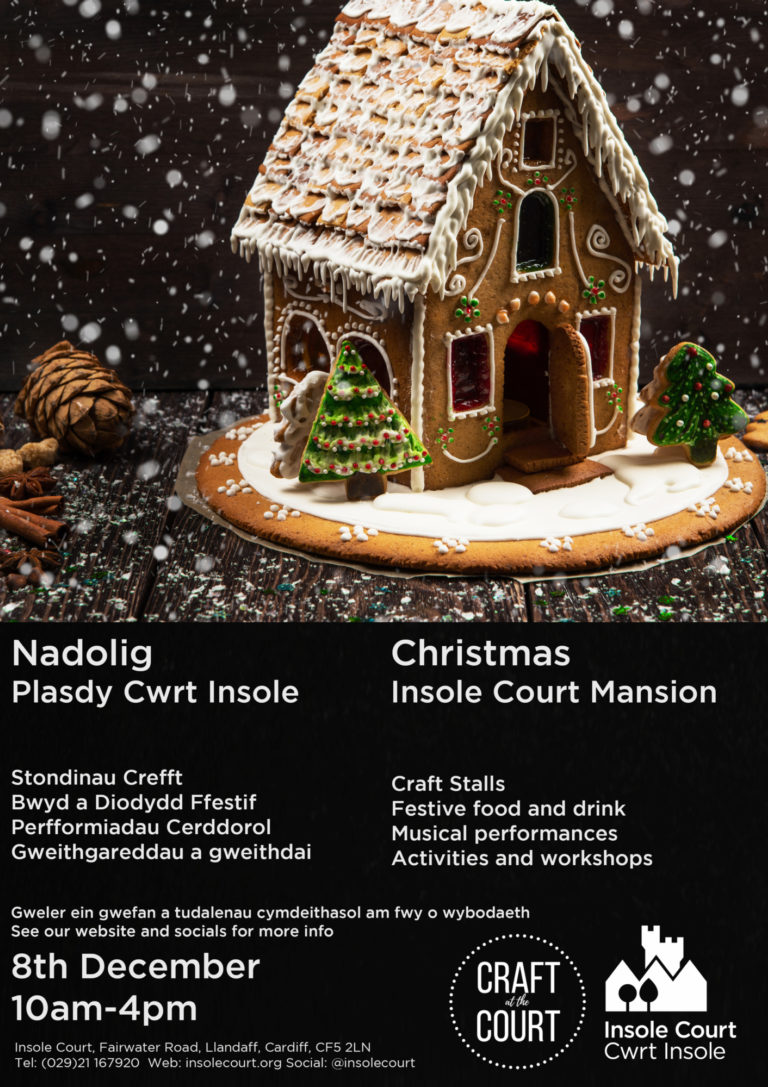 Promo image: Christmas At Insole