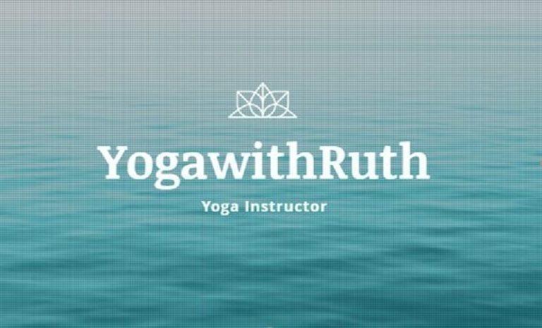 Promo image: Yoga with Ruth