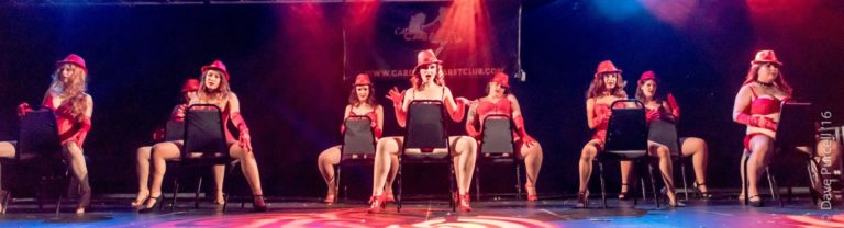 Promo image: Cabaret Chair Dance for Adults