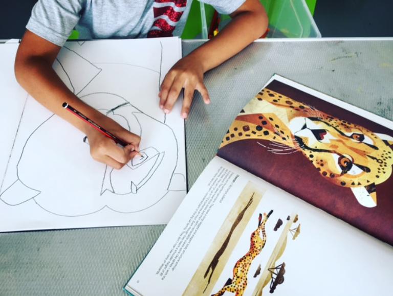 Promo image: Art Workshops